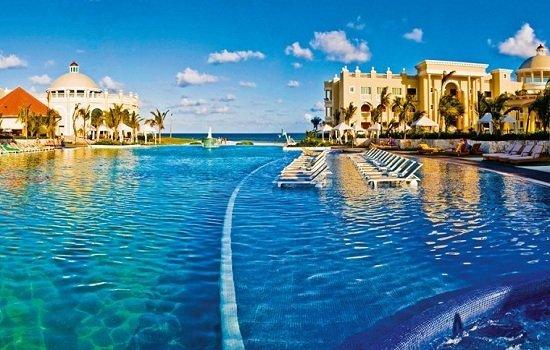 Iberostar Grand Paraiso Pool